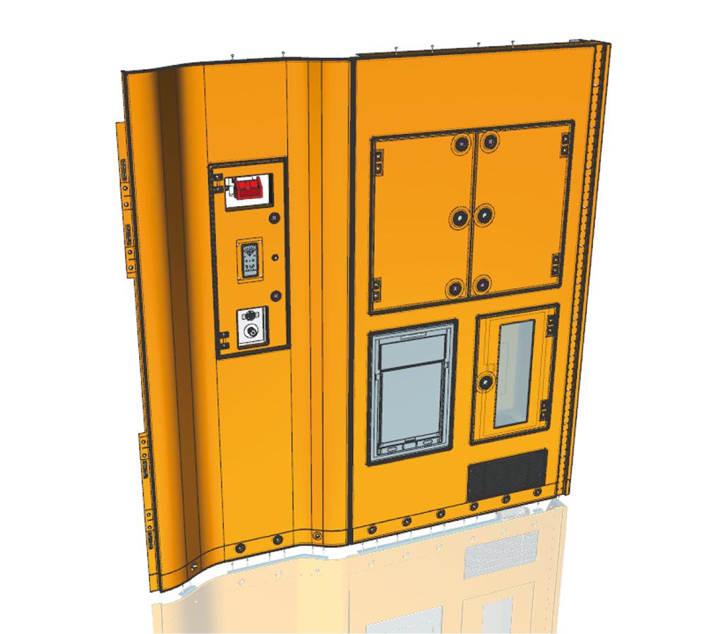 Diseño de Paneles de Interiorismo